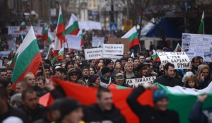 BULGARIA-POLITICS-PROTEST