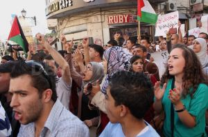 West Bank Protests
