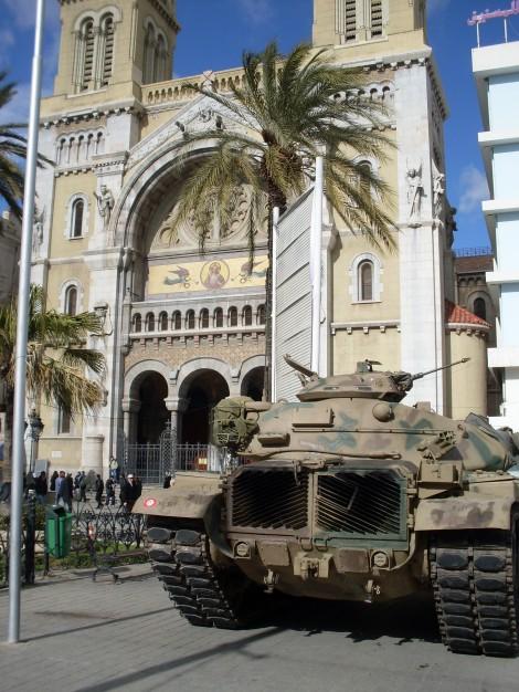 Tunisia Revolution Des Jasmins