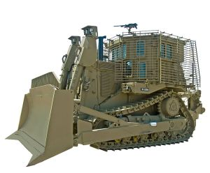 Caterpillar IDF D9 war machine