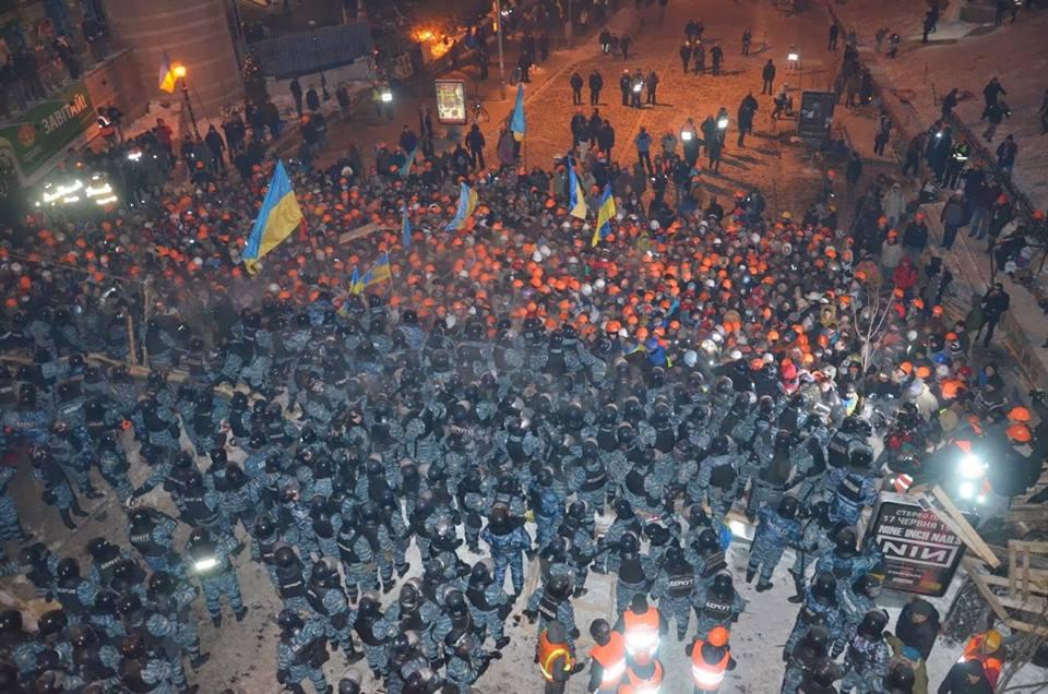 institutional corruption in ukraine resistance violence revolt