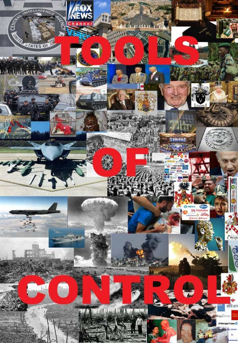 Tools Of Control Cover
